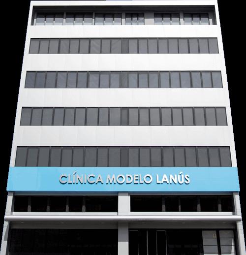 Edificio clinica Lanus